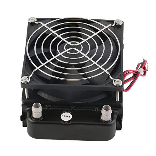 New 120mm Water Cooling CPU Cooler Row Heat Exchanger Radiator with Fan for PC B