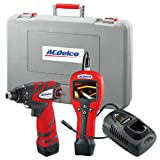 Best ACDelco Inspection Cameras - ACDelco ARZ1204D Li-ion 12V Inspection Camera + Drill Review