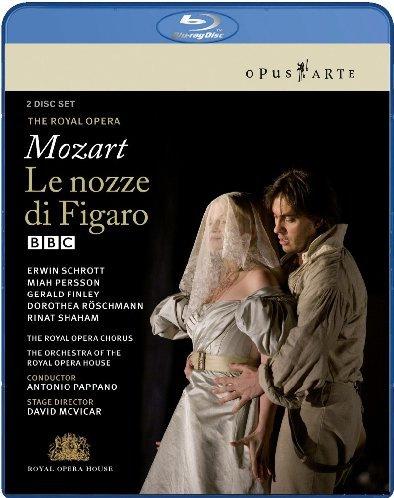Le Nozze di Figaro [Blu-ray] (Wolfgang Amadeus Mozart Le Nozze Di Figaro)