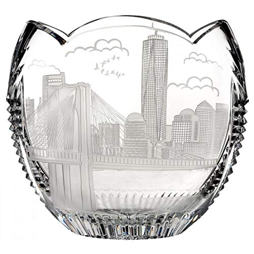 Waterford America the Beautiful New York Bowl