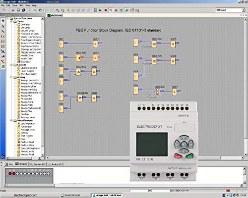 PLC Programming Software, Simula...