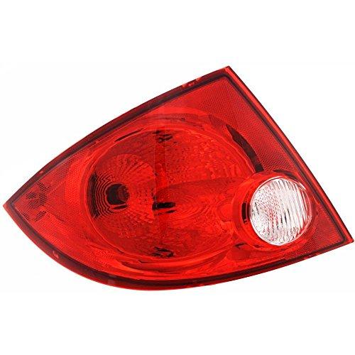 Tail Light for COBALT 05-10 Left Side Assembly Sedan ()
