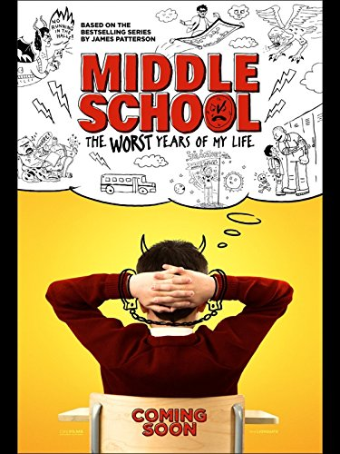 Middle School: The Worst Years of My Life (2016) (Movie)