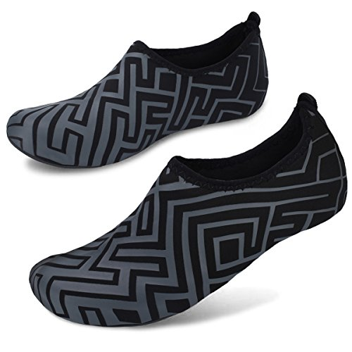 Beach Aqua for Swim Shoes Men's Maze Surf Water Pool JOINFREE Quick Socks Dry Sports Yoga Womens Barefoot S87WUq