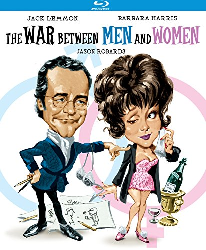 The War Between Men and Women (1972) [Blu-ray]