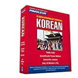Pimsleur Korean Conversational Course - Level 1 Lessons 1-16 CD: Learn to Speak and Understand Korean with Pimsleur Language Programs