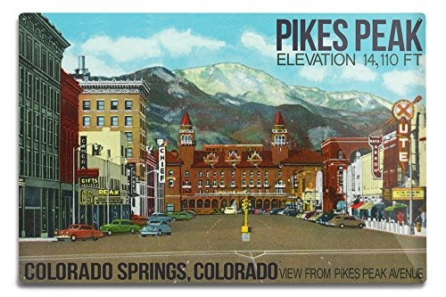 pikes peak sign - 2
