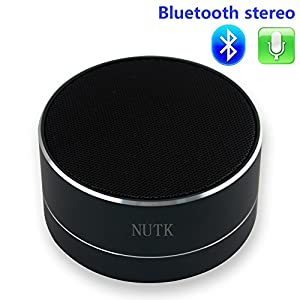 Amazon Com Nutk Bluetooth Speaker Mini Desk Office