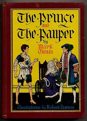The prince and the pauper,, Twain, Mark