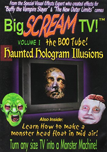 Big Scream TV: The Boo Tube! Volume