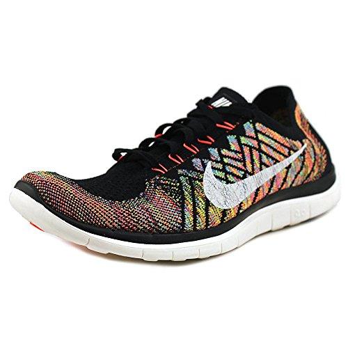 c15d7595efd1 Nike Men s Free 4.0 Flyknit Running Shoe