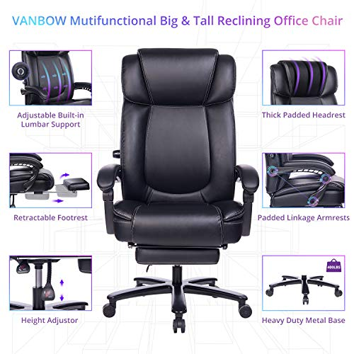 19 Highest Rated Reclining Computer Chairs