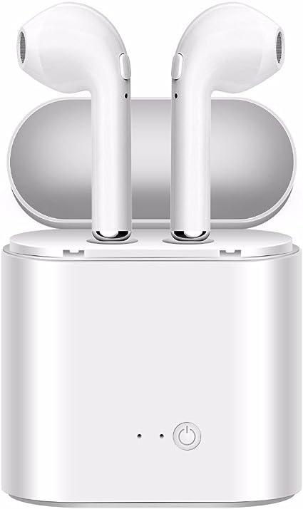 i7S TWS Wireless Bluetooth Earbuds Twin In-Ear Earphone Iphone Samsung Handsfree