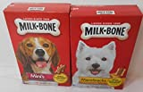 Cheap Milk Bone 15 oz Pkg Maro Snacks & Milk Bone 15 oz Mini's Original – Both are for dogs of all sizes – Bundle