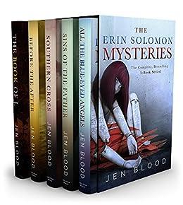 Erin Solomon Mysteries, Books 1 - 5 by [Blood, Jen]