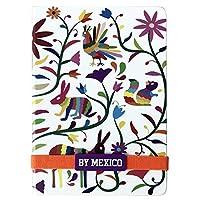 By Mexico Libreta Rayada Tenango 80 hojas