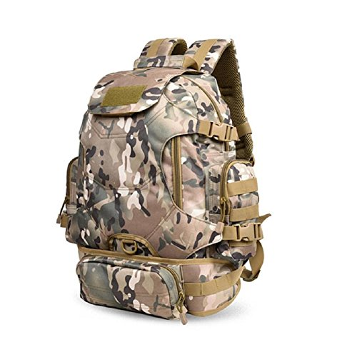 multi purpose riding capacity 30 backpack Men and ZHUCHANGJIANG backpack liter amp;J sports hiking B women camouflage backpack ZC universal O8q6xfn