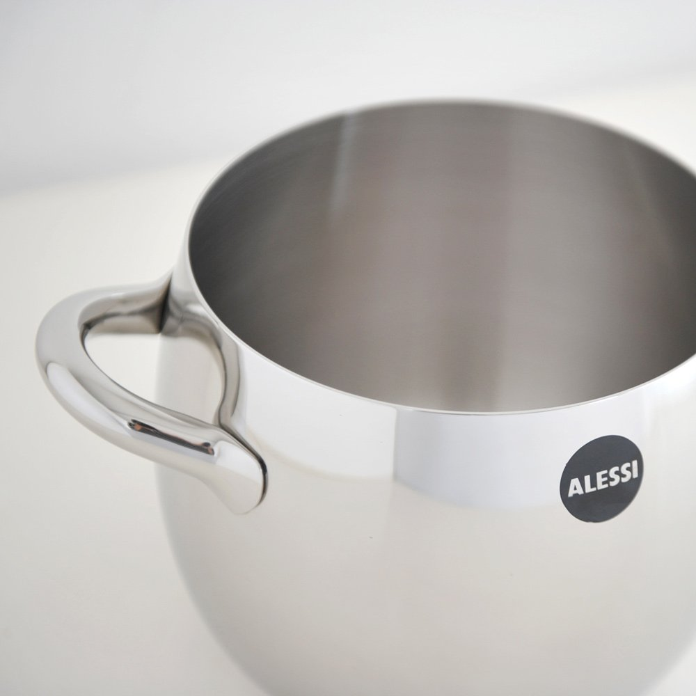 Alessi SG100/20 Stockpot in 18/10 stainless steel mirror polished,5-Quart, 30-Ounce by Alessi (Image #3)