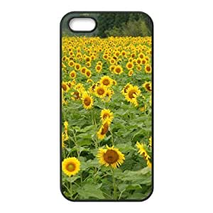 Diy DIY Hard Case Sunflower For HTC One M7 Phone Case Cover [Pattern-2]