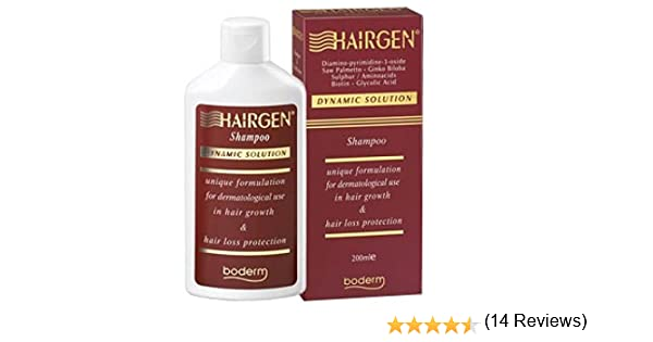Hairgen, Champú - 200 ml.: Amazon.es: Belleza