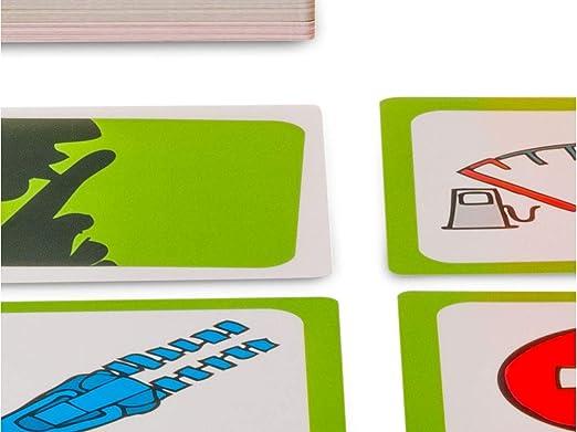 Cayro - What´s Up? - Juego para jóvenes y Adultos - Desarrollo de Habilidades cognitiva e inteligencias múltiples - Juego Cartas (7001): Amazon.es: Juguetes y juegos