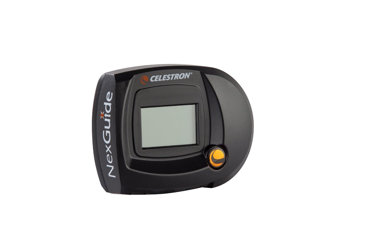 Celestron NexGuide, Autoguider Perfect for Imaging With Your DSLR Camera, Black (93713)