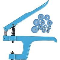 Godyluck Tool Kit Professionale di Riparazione Orologi, Set Pressa Orologio Professionale Strumento per Gioielli della Copertura Posteriore 11 Strumento per Riparazione dell'orologio