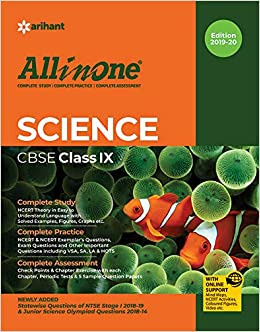CBSE All In One Science Class 9: Amazon in: Arihant Experts: Books