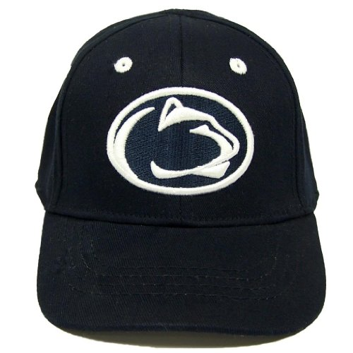 Toddler College Football Costumes (Penn State Nittany Lions Infant One-Fit Hat, Dark Blue)