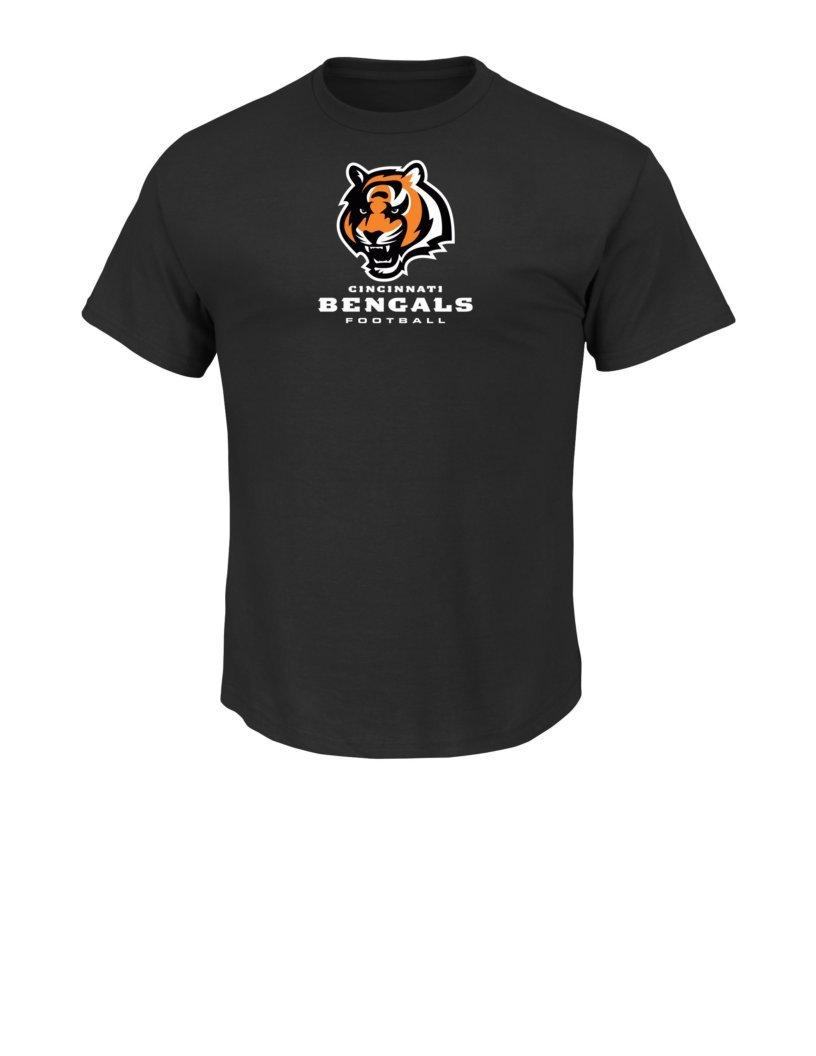 最高の品質の NFLシンシナティベンガルズメンズup4 B00W9N9EHG -ラージ Tシャツ、ブラック、XX -ラージ B00W9N9EHG, 自動車工具専門店:7231637a --- a0267596.xsph.ru