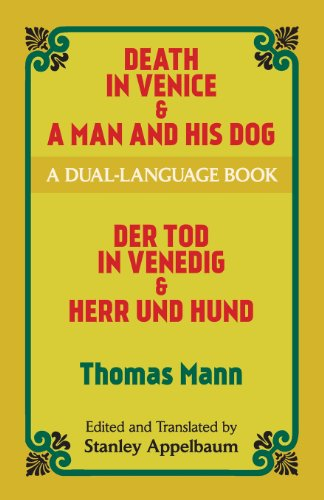 Death in Venice & A Man and His Dog: A Dual-Language Book (Dover Dual Language German) by Dover Publications
