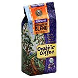 ORGANIC Coffee Ground Breakfast Blend, 12 oz
