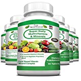 FOOD BASED Super Daily Multivitamin Supplement Tablets For Adult...
