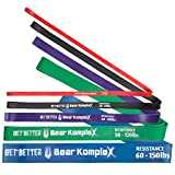 Bear KompleX Resistance Band - #1 Red - 10 to 35 Pounds (1/2