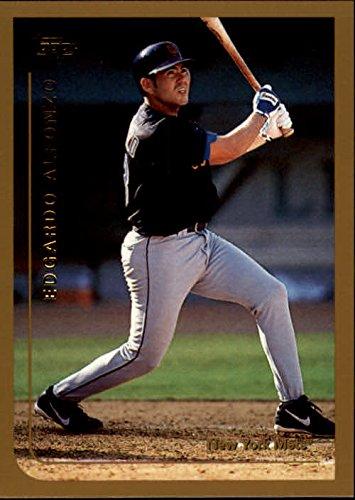 1999 Topps #13 Edgardo Alfonzo (Topps Chrome 1999 Baseball)