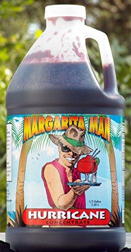 - Margarita Man Hurricane Mix