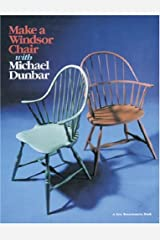 Make a Windsor Chair (A Fine Woodworking Book) Paperback