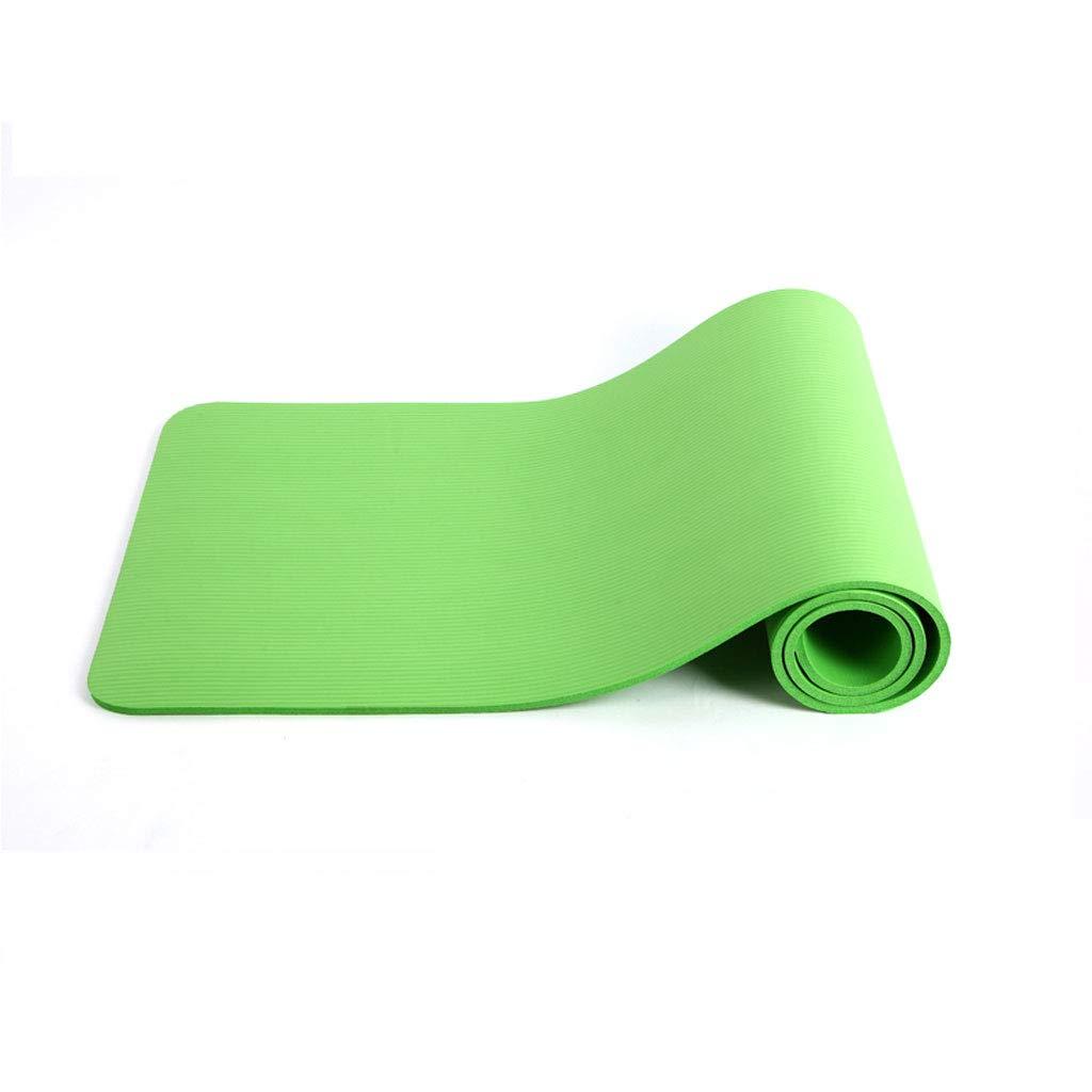 LXFMD Yoga-Matten-Anfänger der Kinder, die Rutschfeste Eignungsmatte Sport tanzen, tanzen Praxismattenmädchen (Farbe : A, größe : 150cm61cm10mm)