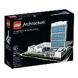 LEGO Architecture 21018 United Nations Headquarters Lego architecture char key UN headquarters (japan import)