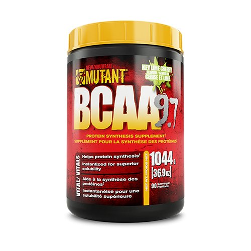 Mutant BCAA 9.7 Key Lime Cherry - 1044 gr: Amazon.es: Salud y cuidado personal