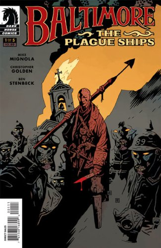 Download Baltimore: The Plague Ships #1 (of 5) PDF