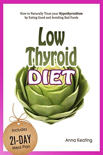 Low Thyroid Diet: How to Naturally Treat your Hypothyroidism by Εating Good and Avoiding Bad Foods
