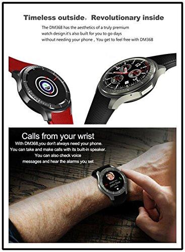 Kobwa 3 G WIFI Bluetooth Smart reloj teléfono celular todo en uno ...
