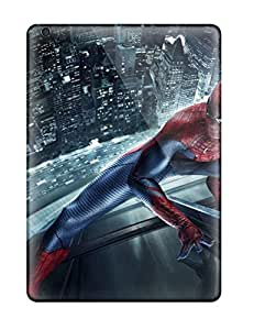 Hard Plastic Ipad Air Case Back Cover,hot Attractive The Amazing Spider Man Movie Case At Perfect Diy