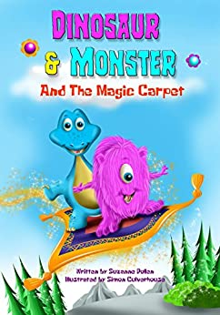 Dinosaur Monster Magic Carpet stories ebook product image