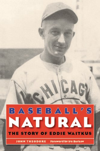 Baseball's Natural: The Story of Eddie Waitkus