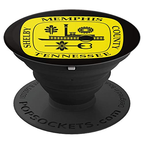 City of Memphis Tennessee - United States of America USA - PopSockets Grip and Stand for Phones and Tablets