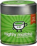 Mighty Matcha Organic Ceremonial Grade Matcha Green Tea Powder | Great Taste Winner 2012 | Single Source First Harvest | Certified GB-ORG-05 EU Organic | Energy Boost, Detox, Weight Loss |