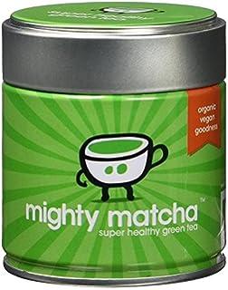 9f1d26aef Mighty Matcha Té Verde Matcha Ecológico – Té Matcha Ceremonial 100%  Orgánico – Premio de