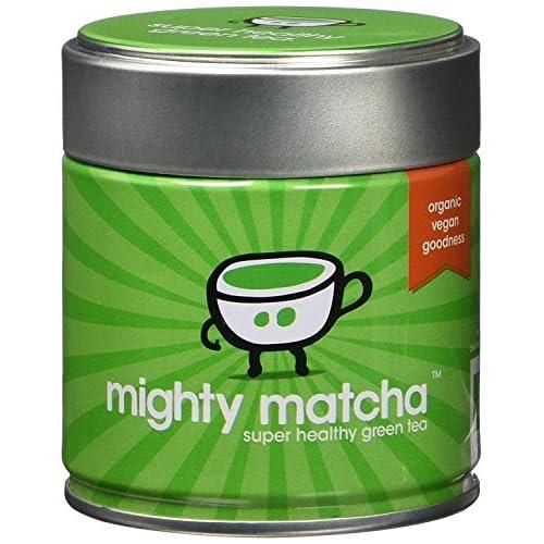 Mighty Matcha - Té Verde Matcha Orgánico - Ganador Premio De Oro Great Taste Natural Ecológico